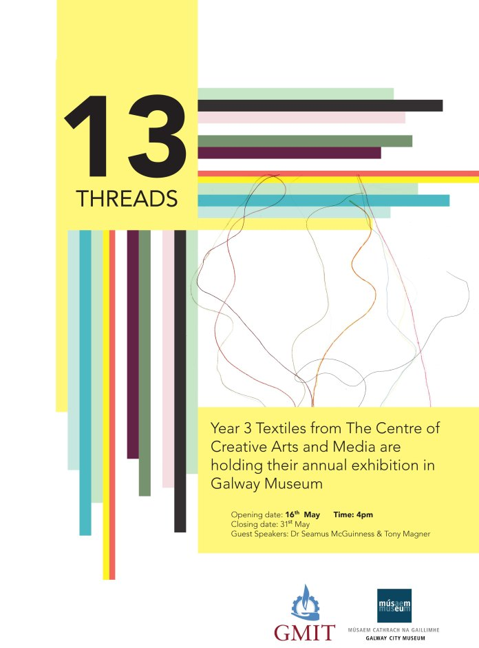 Poster 13 threads_sample 7