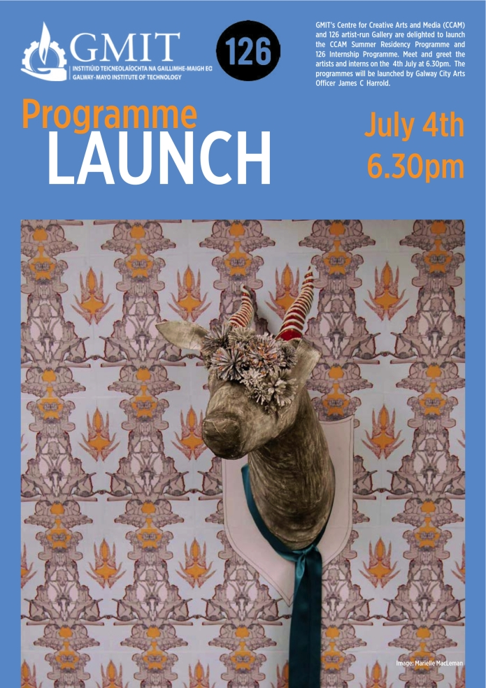 DIGITAL POSTER RESIDENCY LAUNCH